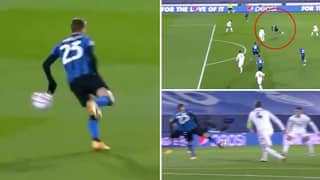 Nicolò Barella's Glorious 'Backheel Flick' Assist Against Real Madrid Is Proof He Is One Of Europe's Finest Players