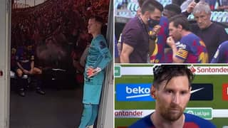 Emotional Video Shows Exactly Why Lionel Messi Wants To Leave Barcelona This Summer