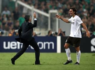 Jose Mourinho Sums Up Zlatan Ibrahimovic In Three Words