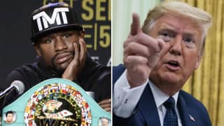 US President Donald Trump's 'Conspiracy Theory' Surrounding Floyd Mayweather's 'Fix' Victory Resurfaces