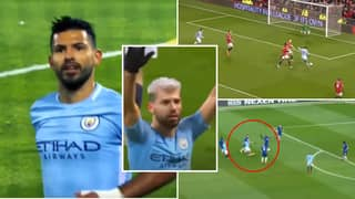 Incredible Video Of Sergio Aguero Goals Vs Top Six Sides Shows He's The Ultimate Big Game Striker