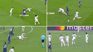 Compilation Of Cristiano Ronaldo's 'Disasterclass' In Champions League Knockout Defeat To Porto