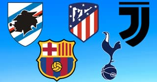 QUIZ: Can You Name These 20 Football Clubs By Their Badges?