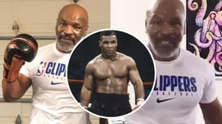 Mike Tyson Is Offering Fans The Chance To Train With Him Ahead Of Sensational Boxing Comeback