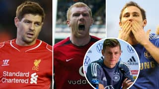 Toni Kroos Asked Who Is The Best Out Of Steven Gerrard, Paul Scholes And Frank Lampard