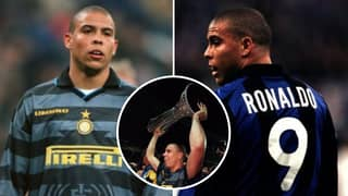 """Ronaldo Explains Why He Felt """"Betrayed"""" By Inter And His Reasons For Joining AC Milan"""