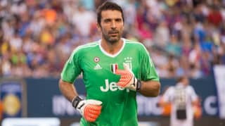 Gianluigi Buffon Names The Grounds He Wants To Play At One More Time