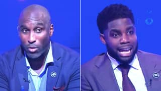 Micah Richards Felt He Had To Shut Down Sol Campbell On Sky Sports