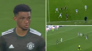 Manchester United Fans Are Seriously Excited After Amad Diallo's Impressive Debut Cameo