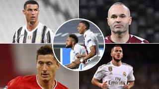 The Top Ten Highest-Paid Footballers In 2019