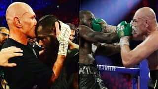 Tyson Fury Sends Deontay Wilder A Classy Message In First Post Since Fight
