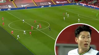 Heung-Min Son Equalises For Spurs Vs Liverpool After VAR Concludes He Was Onside