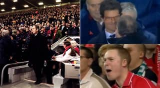 Gerard Houllier's Liverpool Return Was Anfield's Most Emotional Ever Night