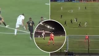 Zlatan Ibrahimovic Scores Stunning Perfect Hat-Trick In LA Derby