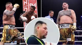 Andy Ruiz Jr Drops 20lbs As He Shows Off Remarkable Body Transformation