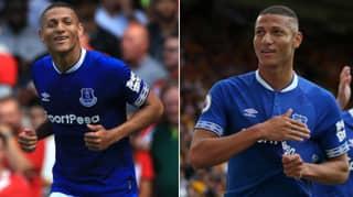 Everton's Richarlison Aiming To Be Premier League's Top Scorer