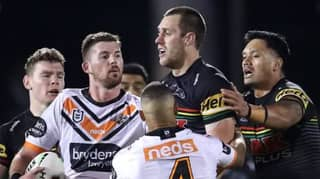 Classy Moment As Opposition Players Rush To Help Concussed NRL Star