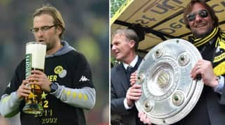 Jurgen Klopp Tells Epic Story Of Waking Up In A Truck After Winning Bundesliga Title
