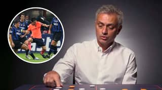 Jose Mourinho Explains How Inter Milan Beat Barcelona In The Champions League