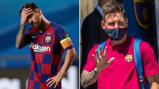 Ronaldo Nazario Weighs In On 'Furious' Lionel Messi Wanting To Leave Barcelona