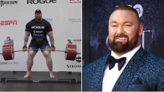 'The Mountain' From Game Of Thrones Breaks World Record For The Heaviest Deadlift In History