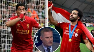 Jamie Carragher Has Named His Liverpool Team Of The Decade