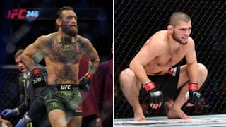 The UFC Fighter Khabib Nurmagomedov Told To Face Conor McGregor