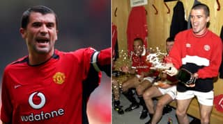 Roy Keane Once Told His Teammate To 'F**k Off', Then KO'd Him In The Changing Room