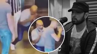 Eminem Reacts To Clip Of 53-Year-Old Mike Tyson Showing His Incredible Boxing Skills
