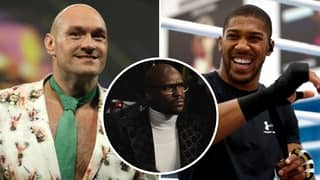 Floyd Mayweather Gives The Most Mayweather Response For Fury Vs Joshua Prediction
