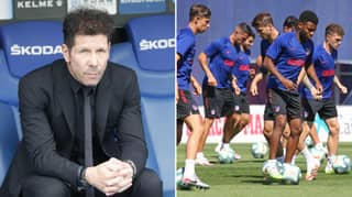 Atletico Madrid Confirm Two Positive Coronavirus Tests Days Before Champions League Clash
