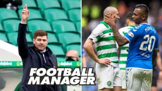 What If Celtic And Rangers Played In England? Football Manager Simulates The Experiment