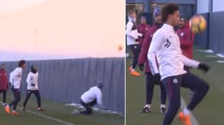 'The Wall' Training Drill Manchester City Use Is Actually Brilliant