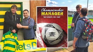 Championship Manager 01/02 Fan Completes 12,000 Miles Trip To Visit Non-League Club