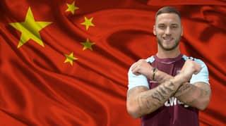 Marko Arnautovic Wants To Leave West Ham For China