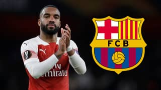 Barcelona Are Preparing To Offer Two Players To Arsenal For Alexandre Lacazette