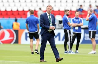 Northern Ireland Manager Reveals Why He Didn't Play Will Grigg During Euro's