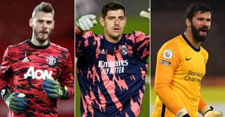 The Greatest Goalkeepers Of The 21st Century Have Been Named And Ranked