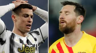 Cristiano Ronaldo And Lionel Messi Both Eliminated From Champions League At The Round Of 16