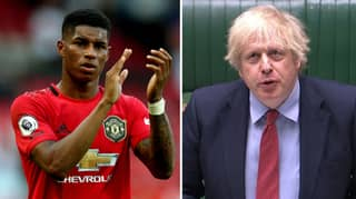 Government Perform U-Turn On Free School Meals After Incredible Work From Marcus Rashford