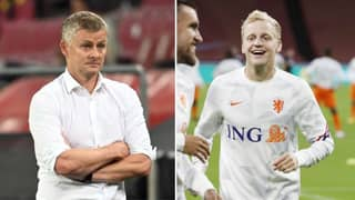 Donny Van De Beek Described As A 'Panic Buy' For Manchester United