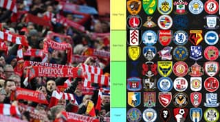 92 English League Clubs Ranked On Atmosphere From 'Class To 'S***e'
