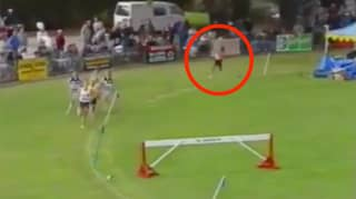 Old Video Emerges Of Cathy Freeman Winning A 400m Race After Starting 54m Behind The Other Sprinters