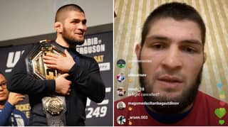 Khabib Nurmagomedov Confirms He's Stuck In Russia, Says UFC 249 Could Move On Without Him