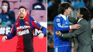 Lionel Messi Urged To Honour Late Diego Maradona By Signing For Napoli