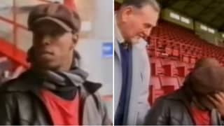 Ian Wright Being Reunited With His Old School Teacher Gives All The Feels