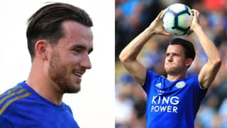 Leicester City's Ben Chilwell Was Once Accused Of Being 'Too Scared' To Take Throw-Ins