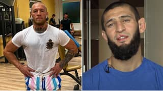 Khamzat Chimaev Savagely Calls Out UFC Legend Conor McGregor