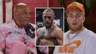 "Mike Tyson Bluntly Tells Jake Paul That ""Conor McGregor Isn't Afraid Of You"" In New Interview"