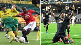 Odion Ighalo Equalled A 95-Year Old Manchester United Record With Goal Vs Norwich City